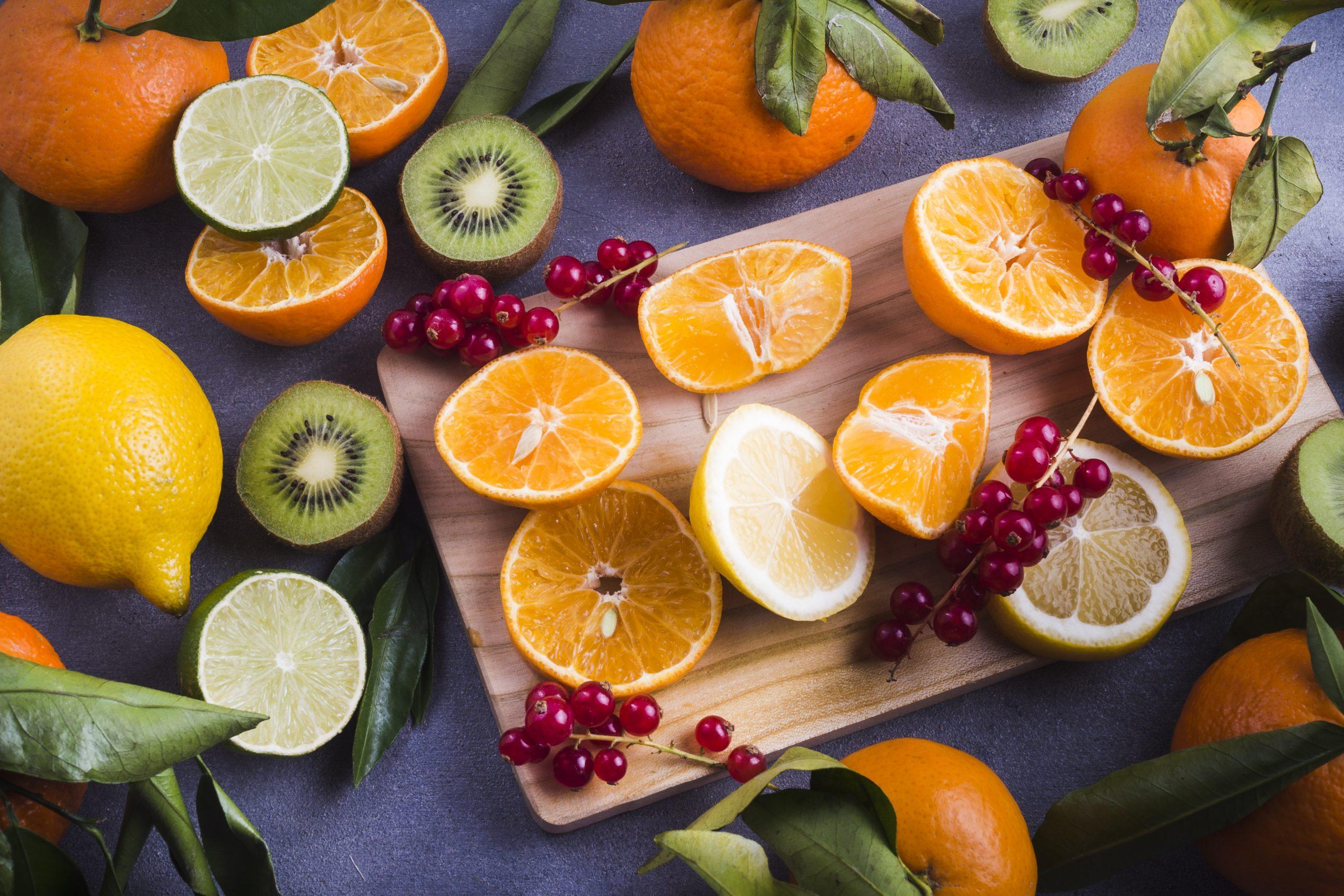 ทานผลไม้ที่มีวิตามินซี